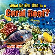 What Do You Find in a Coral Reef? - HC