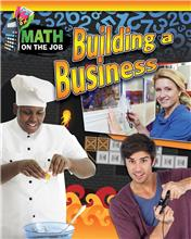 Math on the Job: Building a Business - PB