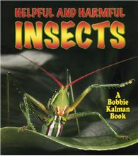 Helpful and Harmful Insects - PB