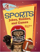 Sports Jokes, Riddles, and Games - HC
