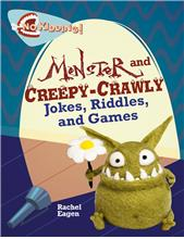 Monster and Creepy-Crawly Jokes, Riddles, and Games - PB