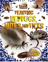 Feasting Bedbugs, Mites, and Ticks - PB