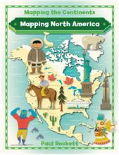 Mapping North America - HC