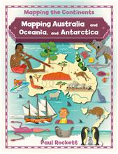 Mapping Australia and Oceania, and Antarctica - PB