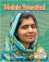 Malala Yousafzai: Defender of Education for Girls - PB