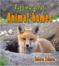 Rapping about Animal homes - PB