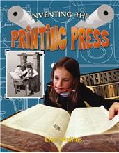 Inventing the Printing Press - HC