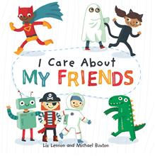 I Care About My Friends - PB