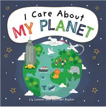I Care About My Planet - PB