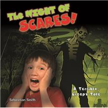 The Night of Scares!: A Terribly Creepy Tale - HC