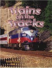 Trains on the Tracks - PB