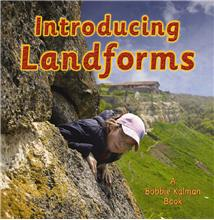 Introducing Landforms - PB