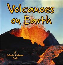 Volcanoes on Earth - PB