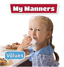 My Manners - HC