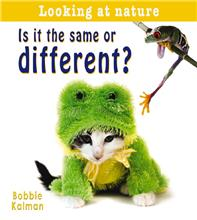 Is it the same or different? - PB