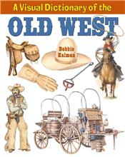 A Visual Dictionary of the Old West - HC