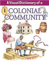 A Visual Dictionary of a Colonial Community - PB
