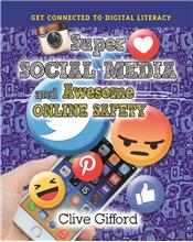 Super Social Media and Awesome Online Safety - HC