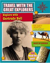 Explore with Gertrude Bell - HC