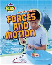 Investigating Forces and Motion - PB