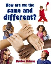 How are we the same and different? - PB