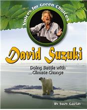 David Suzuki: Doing Battle with Climate Change - HC