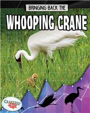 Bringing Back the Whooping Crane - HC
