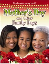 Mother's Day and Other Family Days - PB