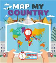 Map My Country - HC