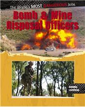 Bomb and Mine Disposal Officers - PB