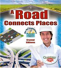 A Road Connects Places - PB