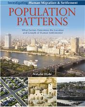 Population Patterns: What factors determine the location and growth of human settlements? - HC