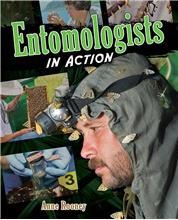 Entomologists in Action - HC