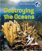 Destroying the Oceans - HC