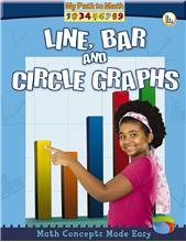Line, Bar, and Circle Graphs - PB
