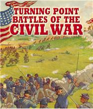 Turning Point Battles of the Civil War - HC