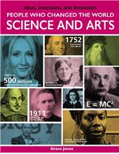 People Who Changed the World: Science and Arts - HC