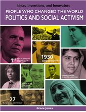 People Who Changed the World: Politics and Social Activism - PB