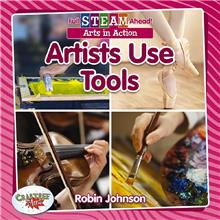 Artists Use Tools - HC