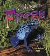 Endangered Frogs - eBook