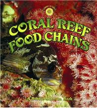 Coral Reef Food Chains-ebook