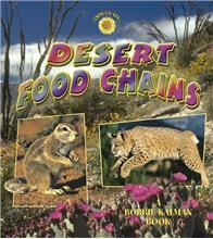 Desert Food Chains-ebook