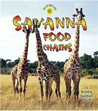 Savanna Food Chains - eBook