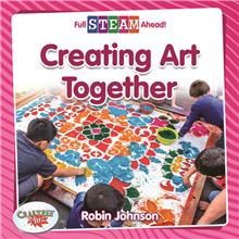 Creating Art Together - PB