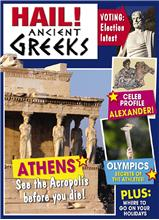 Hail! Ancient Greeks - PB