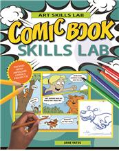 Comic Book Skills Lab - PB