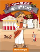 People Did What in Ancient Rome? - PB
