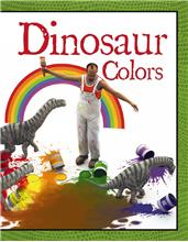 Dinosaur Colors - HC