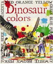 Dinosaur Colors - PB