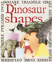 Dinosaur Shapes - PB